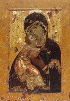 Молебен с акафистом Пресвятой Богородице