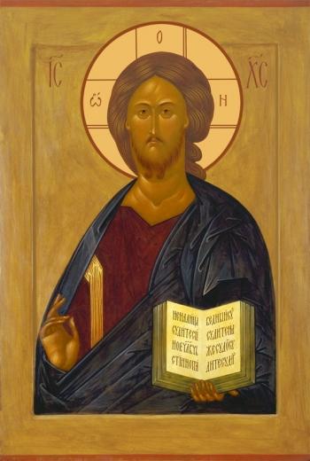 Молебен с акафистом Спасителю