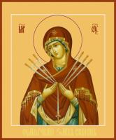 Молебен с акафистом Пресвятой Богородице «Умягчение злых сердец»