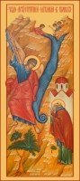Молебен с акафистом Архистратигу Михаилу