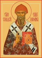 Молебен с акафистом свт. Спиридону Тримифунтскому